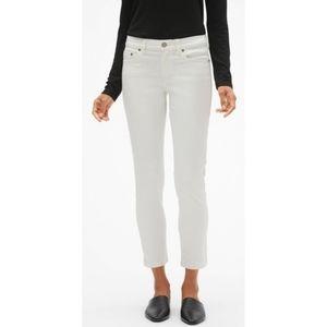 NWT Mid-rise Skinny Ankle Premium Denim Jeans